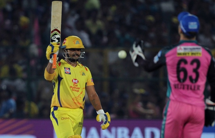 Royals pull things back to keep CSK to 176
