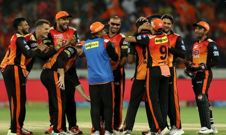 Sunrisers Hyderabad Predicted XI vs Royal Challengers Bangalore