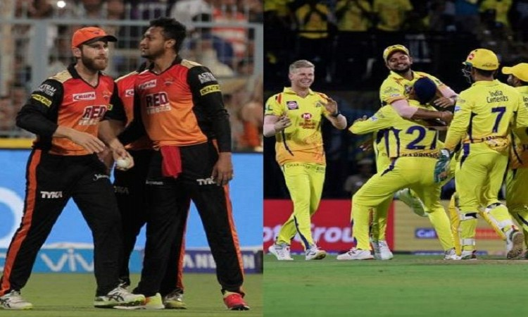 IPL 2018: CSK opt to bowl against SRH