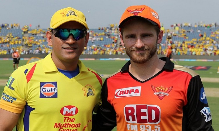 Sunrisers Hyderabad Probable XI vs Chennai Super Kings