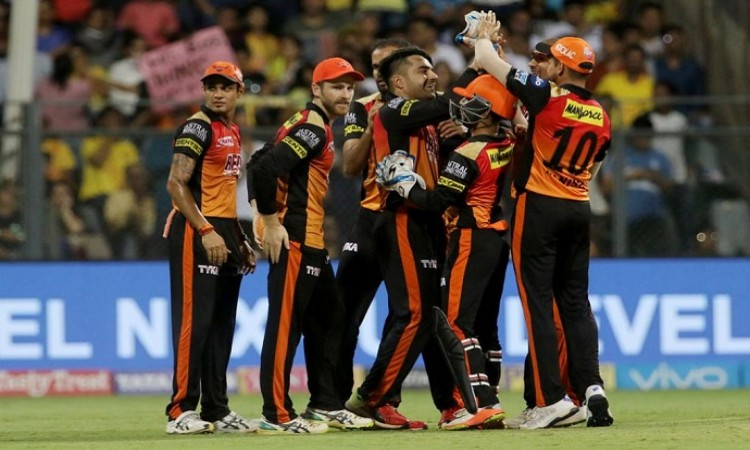 Sunrisers Hyderabad Probable XI vs Kolkata Knight Riders