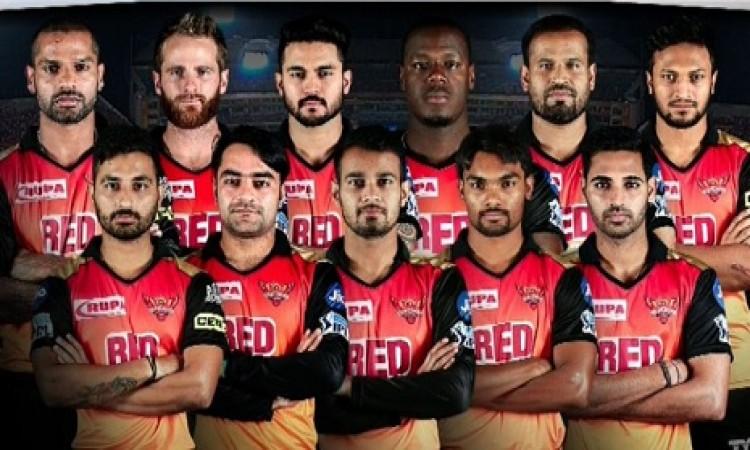 केकेआर के खिलाफ सनराइजर्स हैदराबाद की टीम में अहम बदलाव, विलियमसन का चौंकाने वाला फैसला Images