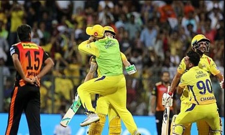 चेन्नई को मिली जीत पर 'क्रिकेट के भगवान' सचिन भी जश्न मनाए बिना नहीं रह सके,  दिल खोलकर लिखी ये बात