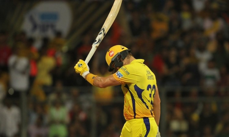 Chennai Super Kings beat Sunrisers Hyderabad to lift 3rd IPL trophy Images