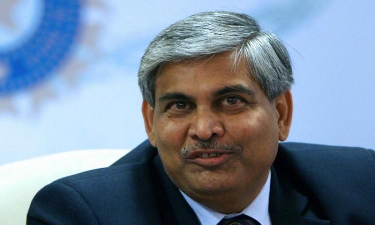 Shashank Manohar ICC Chairman