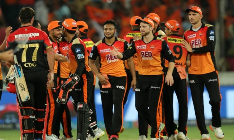 Sunrisers Hyderabad Probable XI vs Delhi Daredevils