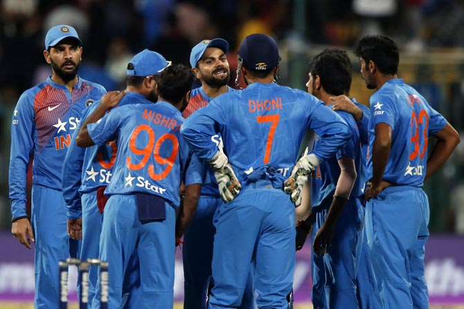 Team India for T20I series against England and Ireland announced