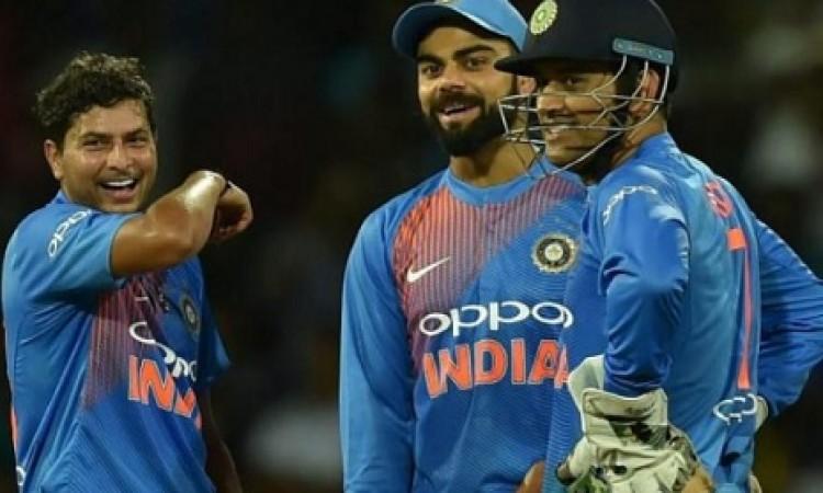 आयरलैंड के खिलाफ टी- 20 सीरीज के लिए भारतीय टीम घोषित, बड़ा दिग्गज हुआ बाहर Images