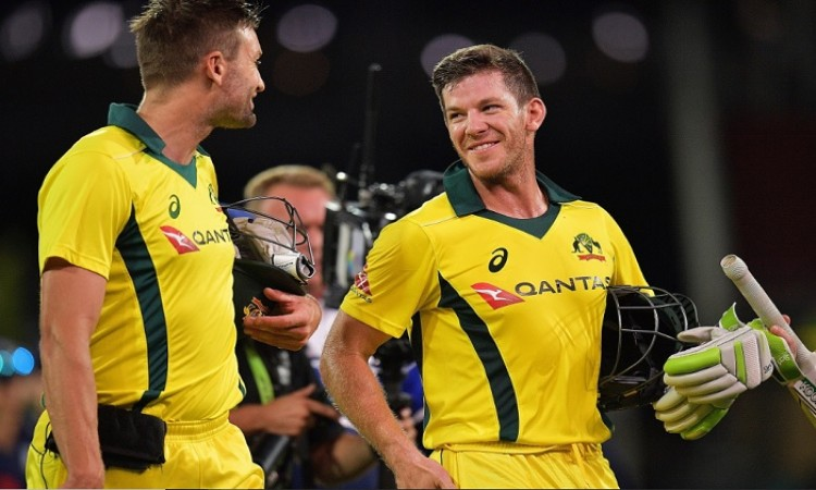 Tim Paine named Australia ODI captain, Aaron Finch to lead in T20Is