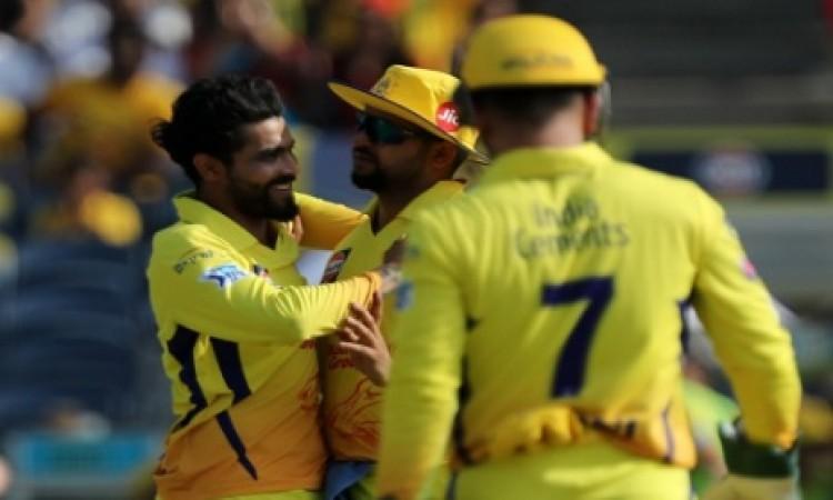 धोनी के चहेते जडेजा और भज्जी की गेंदबाजी का कहर, आरसीबी की टीम केवल 127 रन ही बना सकी Images