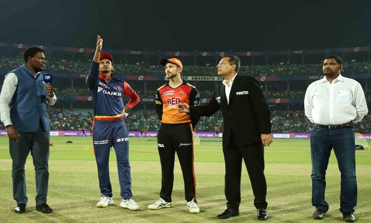 IPL 2018: Struggling Delhi opt to bat against Hyderabad Images