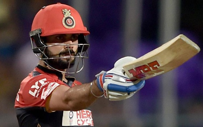 Virat kohli need 68 runs to complete 5000 runs in IPL