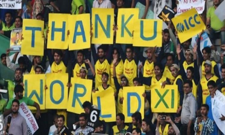 चैरिटी मैच को लेकर आईसीसी का बड़ा ऐलान, आज होने वाले मैच को लेकर फैन्स दी गई बड़ी खुशखबरी Images