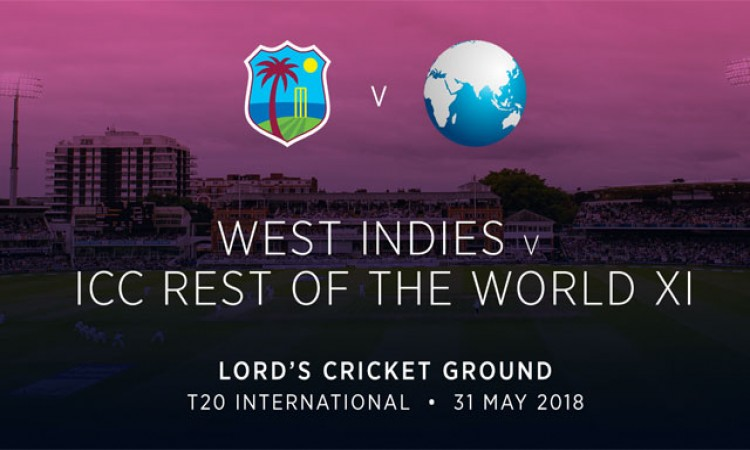 West Indies vs ICC World XI