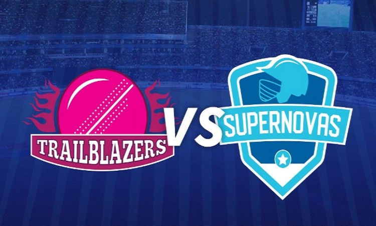 Trailblazers to face Supernovas in Women's T20 Challenge Images