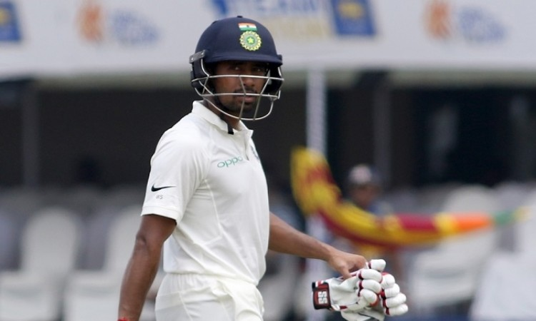Injured Wriddhiman Saha unsure of participation in Afghanistan Test