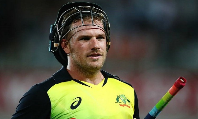 Not thinking about ODI captaincy says aaron finch