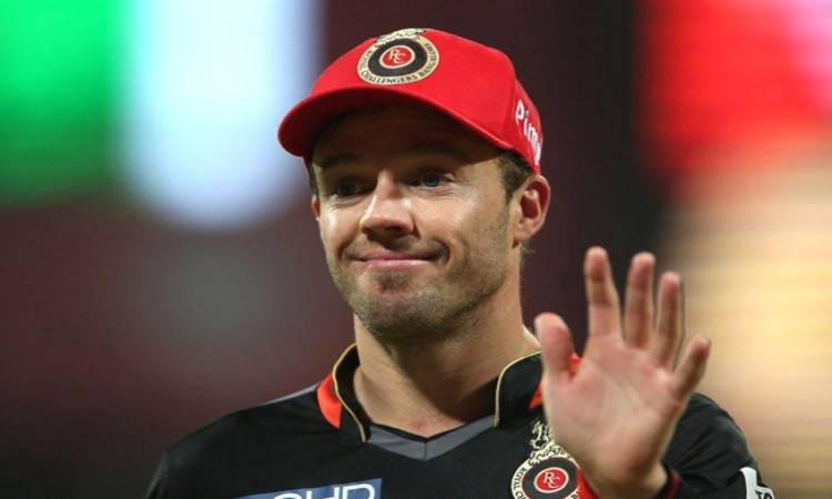 Royal Challengers Bangalore give a major update on AB de Villiers IPL future