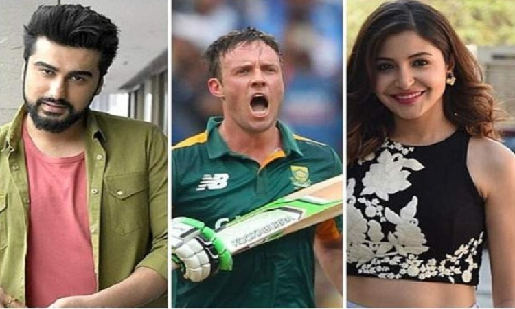 Have a happy life: Anushka Sharma and other bollywood celebs wish AB de Villiers on retirement