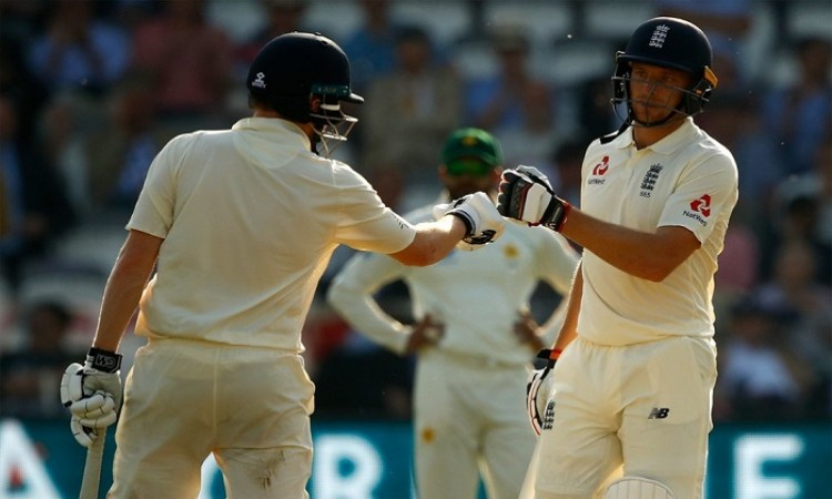 Buttler, Bess fifties help England fight back