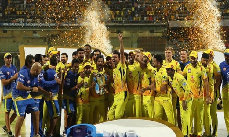 धोनी की टीम CSK की जीत पर खुश हुए क्रिकेट के भगवान, चेन्नई की टीम को इस तरह से दी बधाई Images
