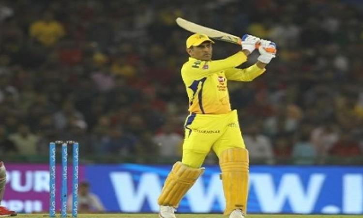 सनराजर्स हैदराबाद के खिलाफ मैच से पहले धोनी ने पोस्ट की दिल जीतने वाला वीडियो VIDEO Images