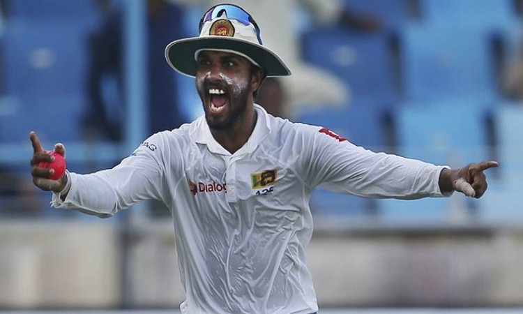 our test team in a good position says sri lankan skipper dinesh chandimal