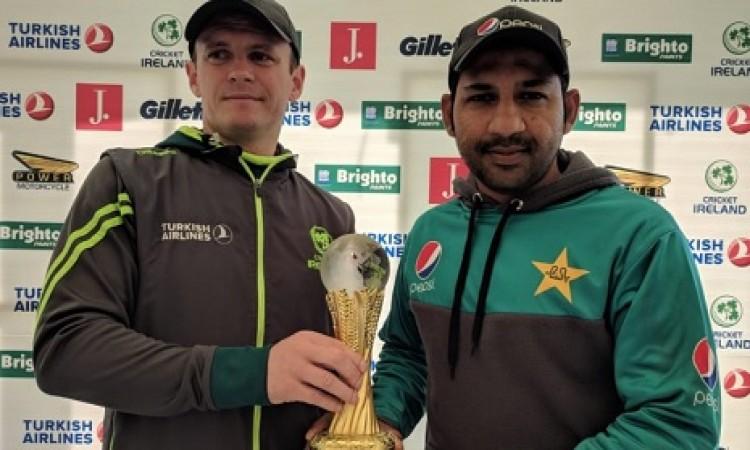 पाकिस्तान के खिलाफ  पहला टेस्ट मैच खेलने को लेकर आयरलैंड कप्तान ने कही दिल को छूने वाली बात Images