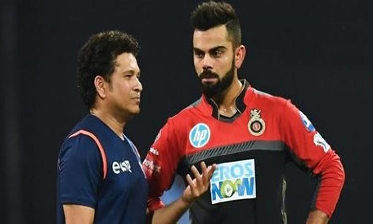जो सचिन अपने पूरे करियर में नहीं कर पाए वो कोहली ने कर दिखाया है, दिग्गज का आया चौंकाने वाला बयान Im