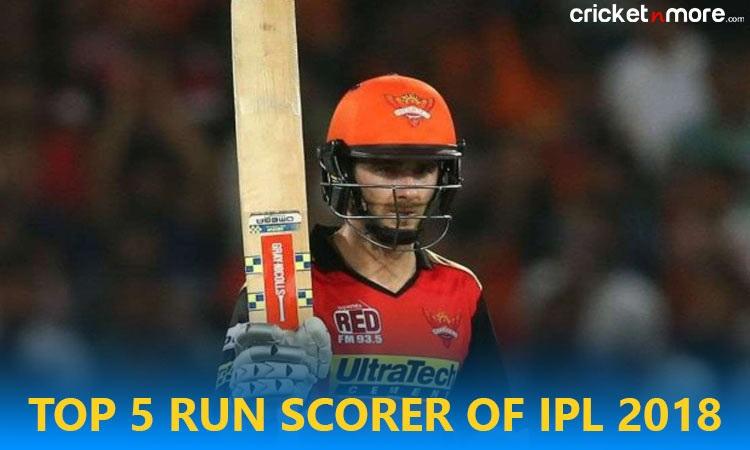 Top 5 run scorer of Indian Premier League