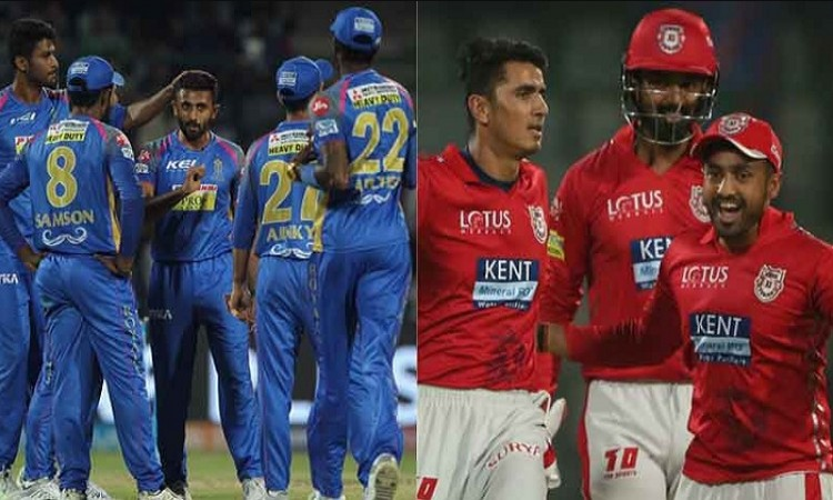 Rajasthan Royals face Kings XI Punjab Punjab in must-win tie