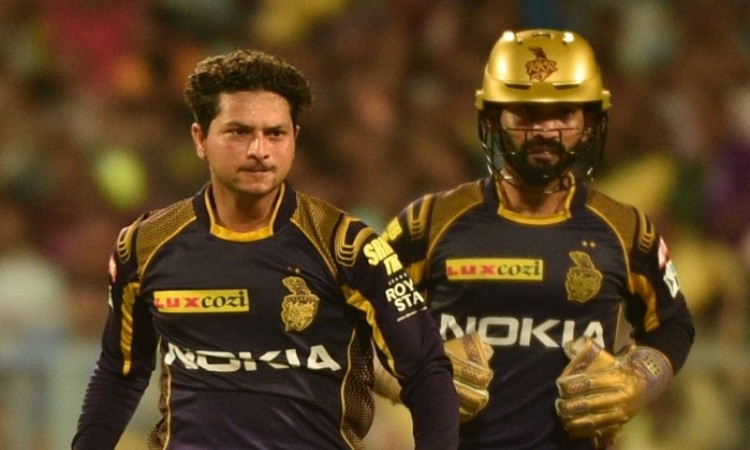Kuldeep four-fer brings Rajasthan crashing down