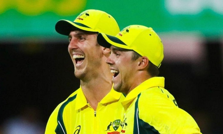 Maxwell Misses Out; Marsh, Head to Lead Australia A Squad in India