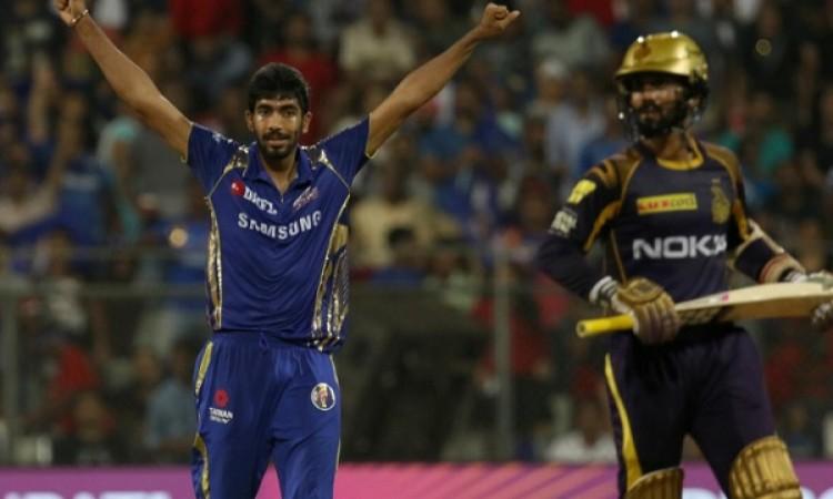 मुंबई इंडियंस ने केकेआर को 13 रन से हराया BREAKING Images