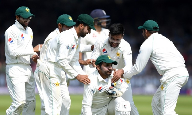 Pakistan penalized for slow over-rate in Lord's Test