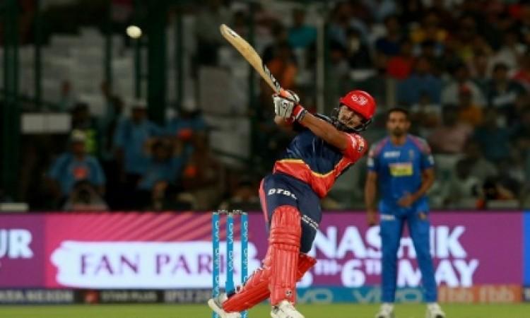 बारिश के कारण राजस्थान रॉयल्स की टीम को मिला 12 ओवर में 151 रनों का लक्ष्य
