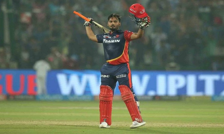 IPL 2018: Pant powers Delhi to challenging total Images