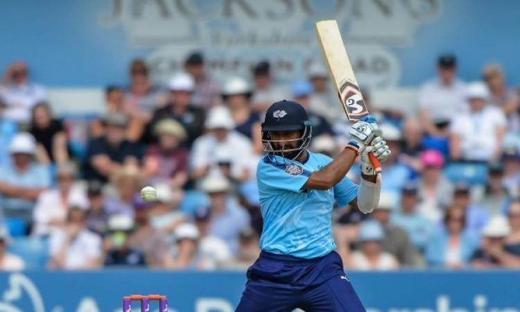 चेतेश्वर पुजारा का वनडे टूर्नामेंट में कमाल, धमाकेदार बल्लेबाजी कर हर किसी को किया हैरान Images