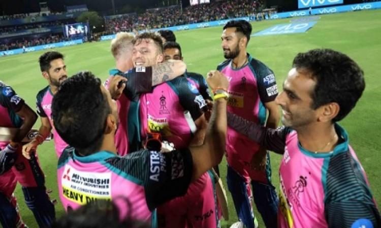 राजस्थान रॉयल्स को जीत दिलाने वाले जोस बटलर के बारे में ऐसा कहकर रहाणे ने जीता दिल Images