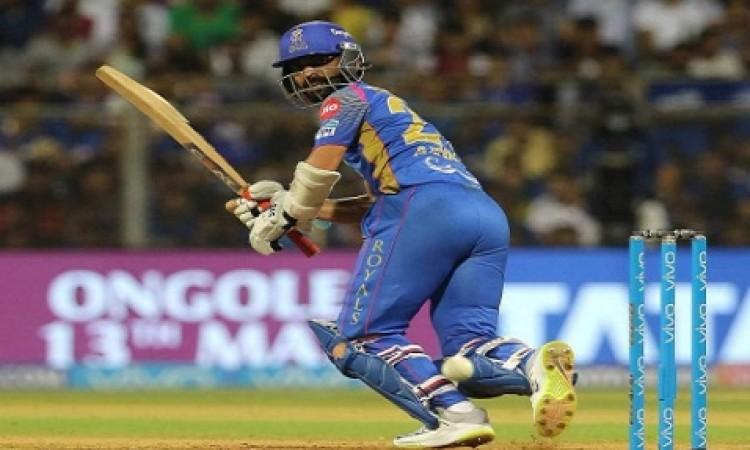 मुंबई इंडियंस के खिलाफ जीत के बाद रहाणे का ऐलान, केकेआर के खिलाफ जीतना है तो ऐसा करना होगा Images