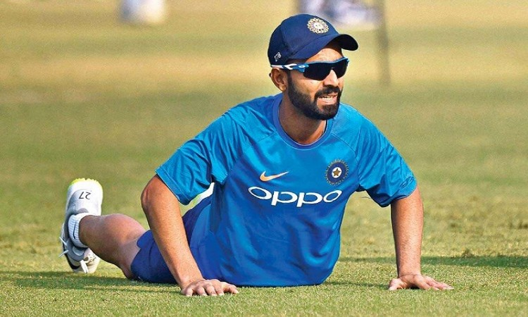 Ajinkya Rahane to lead India in Afghan Test