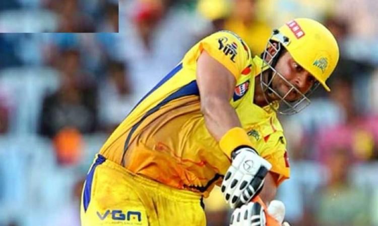 आईपीएल 2018 में इस भारतीय बल्लेबाज की बल्लेबाजी देख गदगद हुए सुरेश रैना, कही ऐसी बात Images