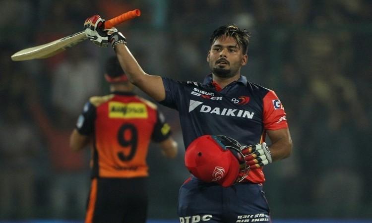 Rishabh Pant Team India