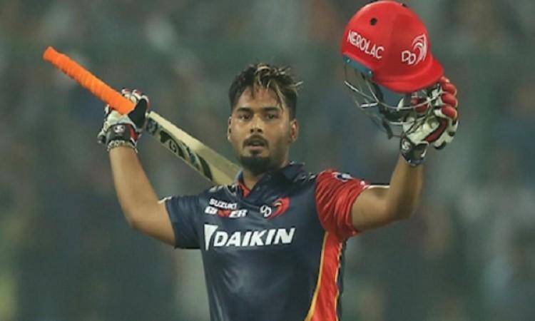 आईपीएल 2018 में ऋषभ पंत CSK टीम के खिलाफ इस खास रिकॉर्ड को अपने नाम कर सकते हैं Images