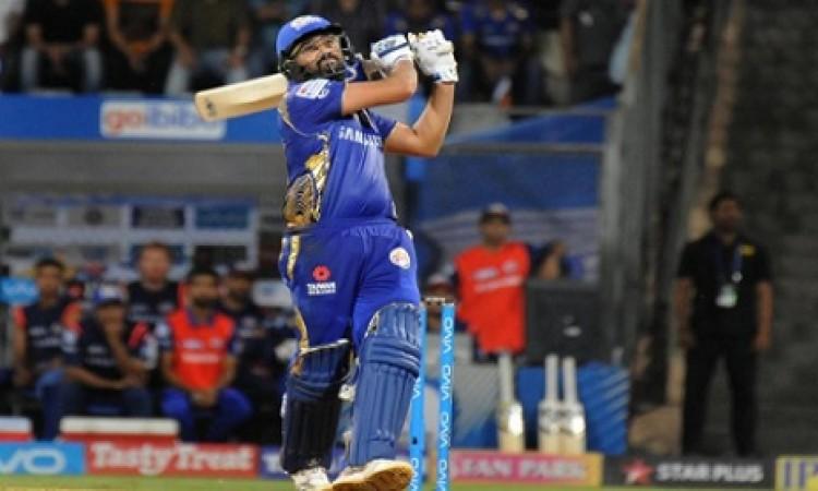 क्रुणाव पांड्या की धमाकेदार के बदौलत मुंबई इंडियंस की जीत, रोहित शर्मा का रिकॉर्ड Images