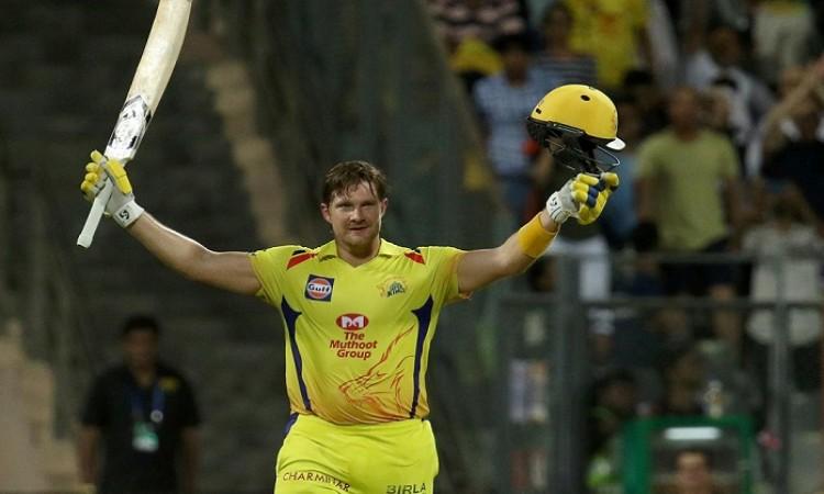 Shane Watson's century in IPL final creates historic record