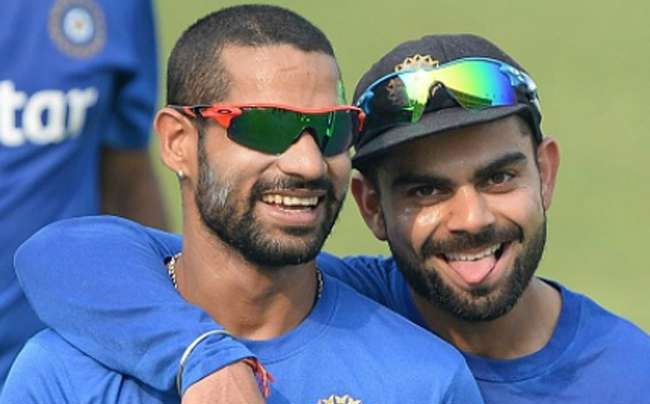 Shikhar Dhawan names his favorite batsman in world cricket