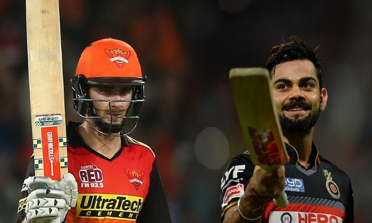 IPL-2018: RCB take on SRH in must-win game