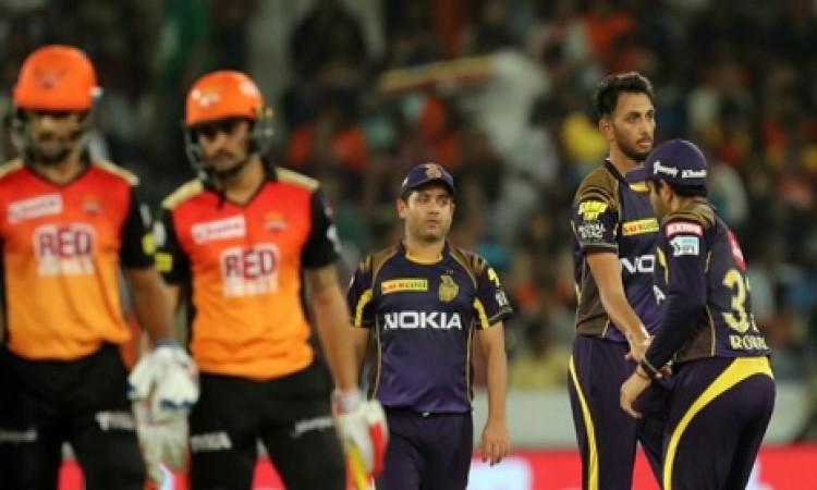 केकेआर के सामने 180 रनों का  लक्ष्य, धवन ने जड़ा अर्धशतक Images