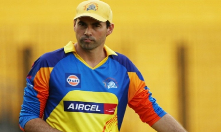 Stephen Fleming defends CSK players after KKR loss